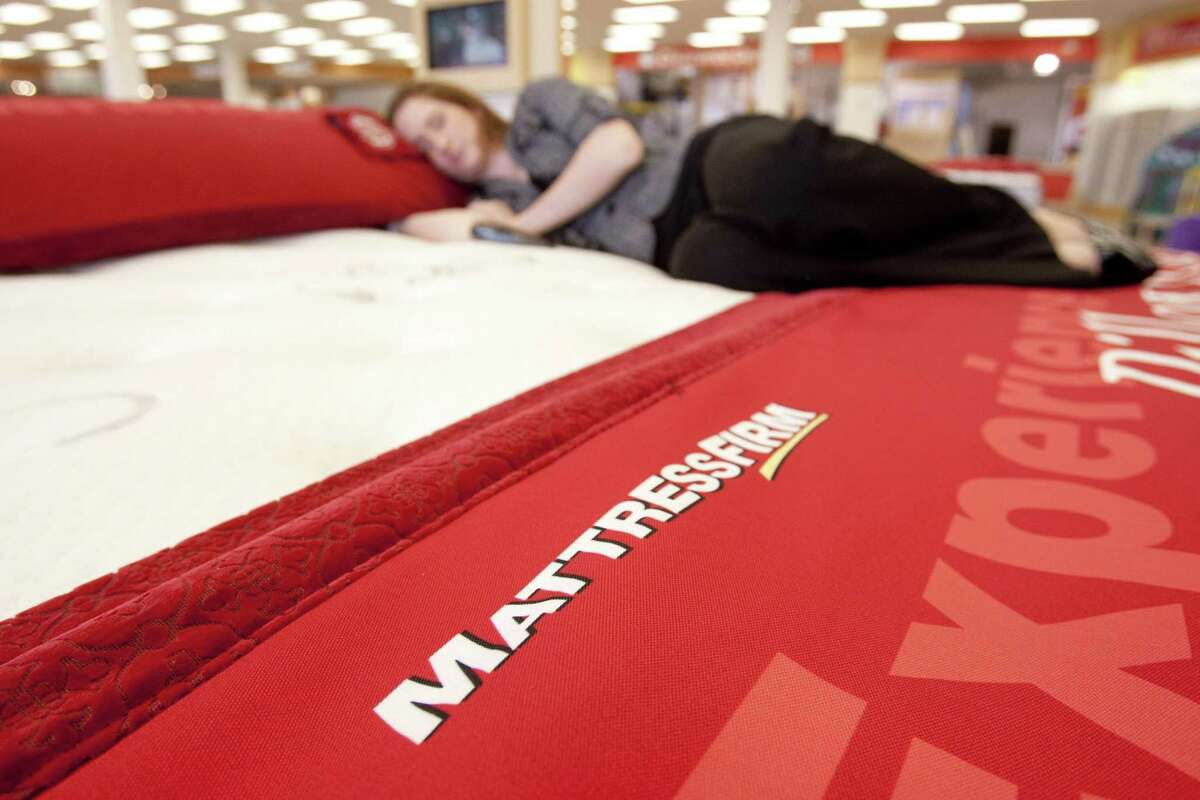 Mattress Firm When the Texans win, you get 40 percent off the Texans Mattress Line for the next two days after the victory. To redeem, visit any Houston-area story and tell the associate: