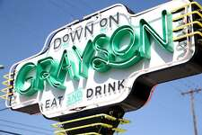 Down on Grayson wins the Reader's Choice Award for Pet-Friendly Restaurant.