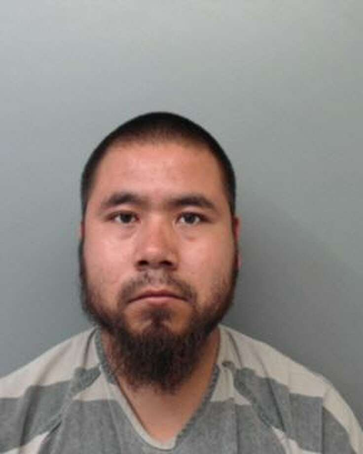 Juan Rufino Grana, 31, was charged with aggravated assault with a deadly weapon. Photo: Webb County Sheriff's Office