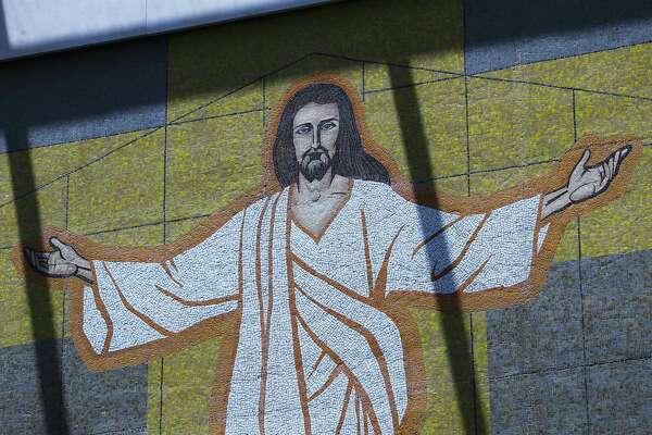 Restored mosaic at Houston Methodist tells story of