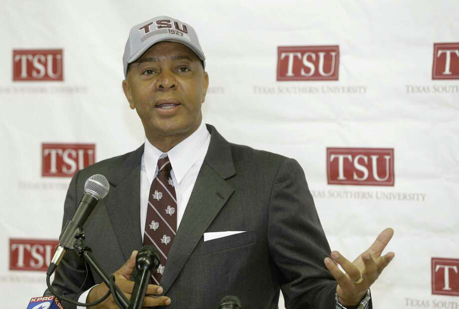 New TSU men's basketball coach Johnny Jones owns a career record of 295-234 in 17 years as a college head coach. Photo: Melissa Phillip, Staff / Houston Chronicle / © 2018 Houston Chronicle