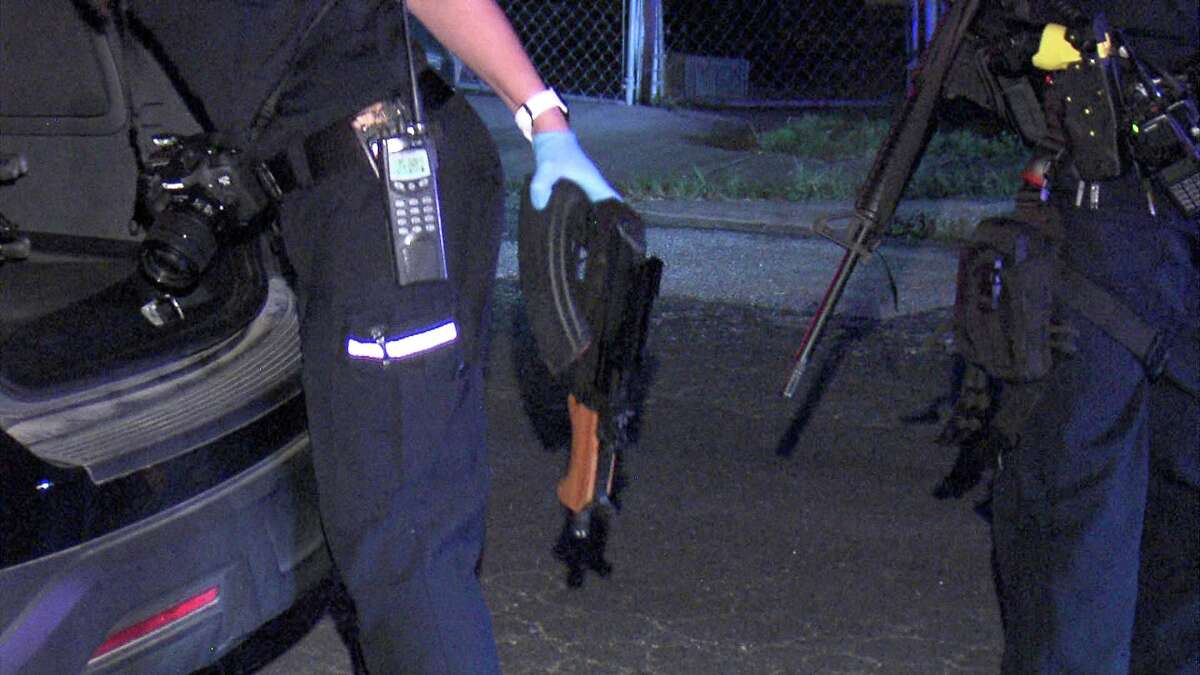 Officers responded to the shooting around 11:10 p.m. June 27, 2018, in the 100 block of Holly Street. They arrived to find several people fighting in the street.