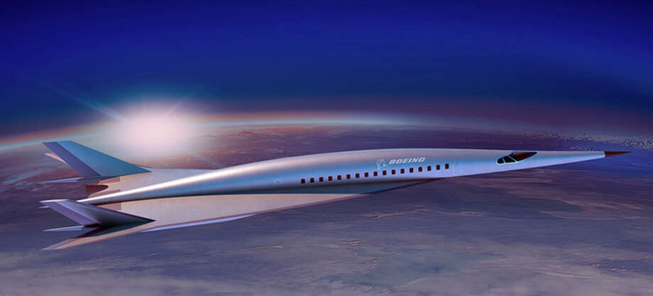 Hyperplane rendering Photo: Boeing