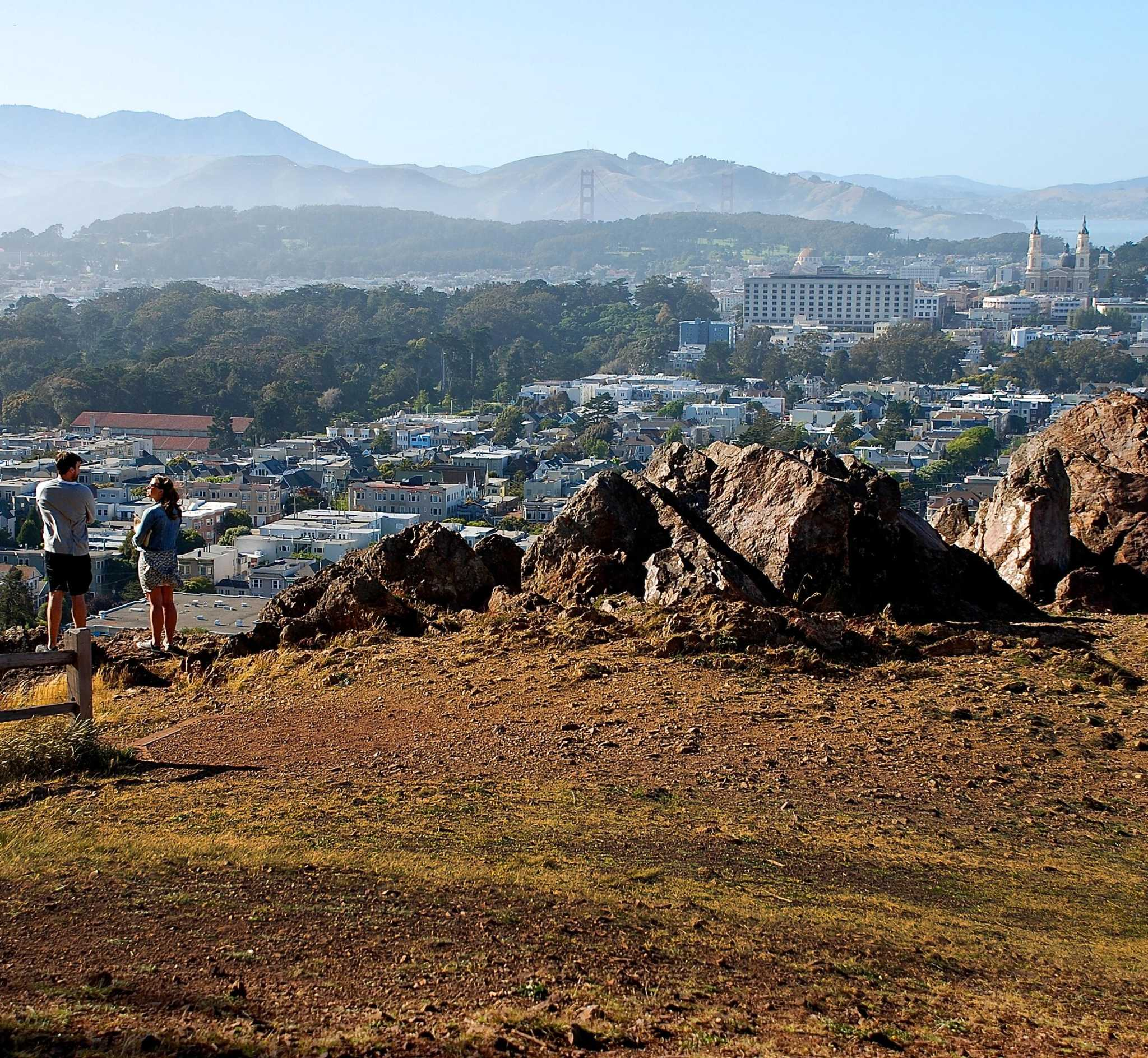 Walking These Seven Hills Of San Francisco A Peak Experience