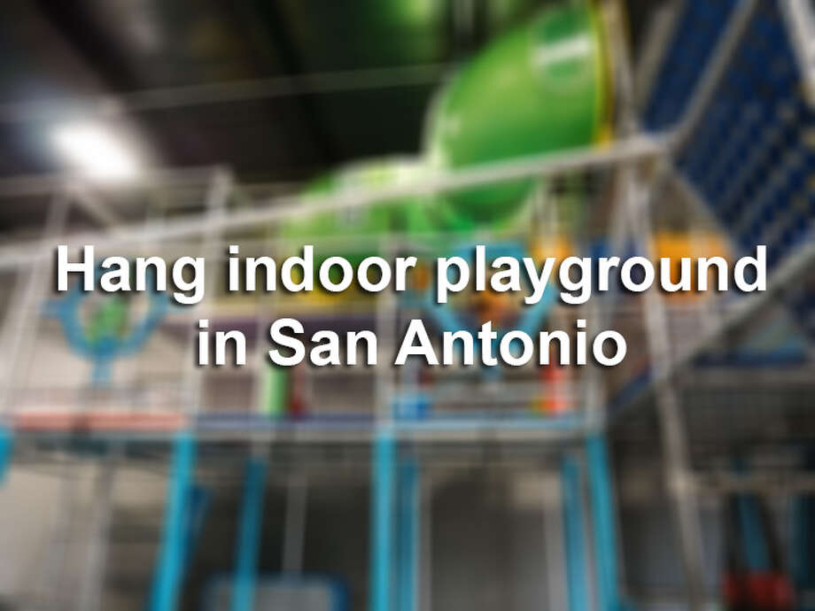 Click through for a look at the 7,600-square-foot Hang, an indoor playground that opened in San Antonio in early May 2018 at 403 Leslie Road. Photo: Courtesy/Hang Indoor Playground