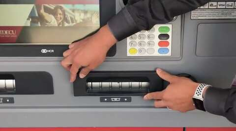 How to spot card skimmers on ATMs - Houston Chronicle