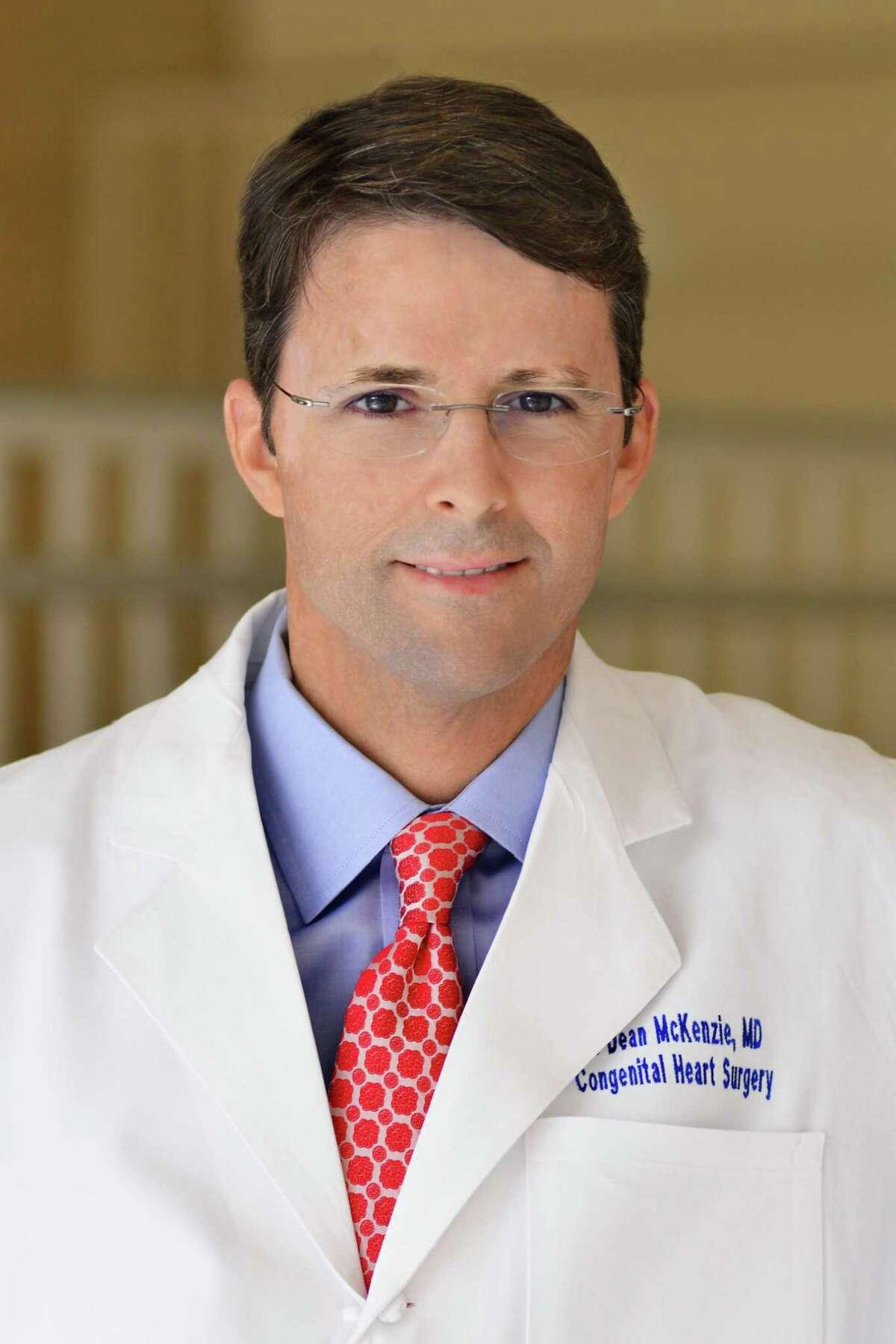 E. Dean McKenzie, MD