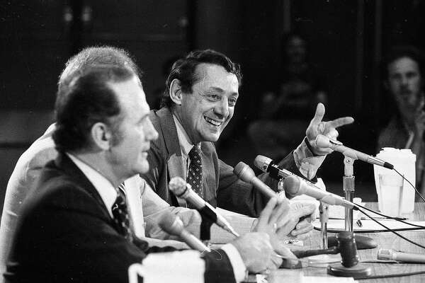 Harvey Milk's last fight: Found photos from landmark debate over gay