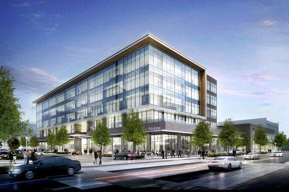 A joint venture led by Patrinely Group, and including USAA Real Estate and CDC Houston, announced that Arroyo Energy Investors signed the first office lease in the 149,600-square-foot CityPlace 1 office building at 1700 City Plaza Drive, Spring.