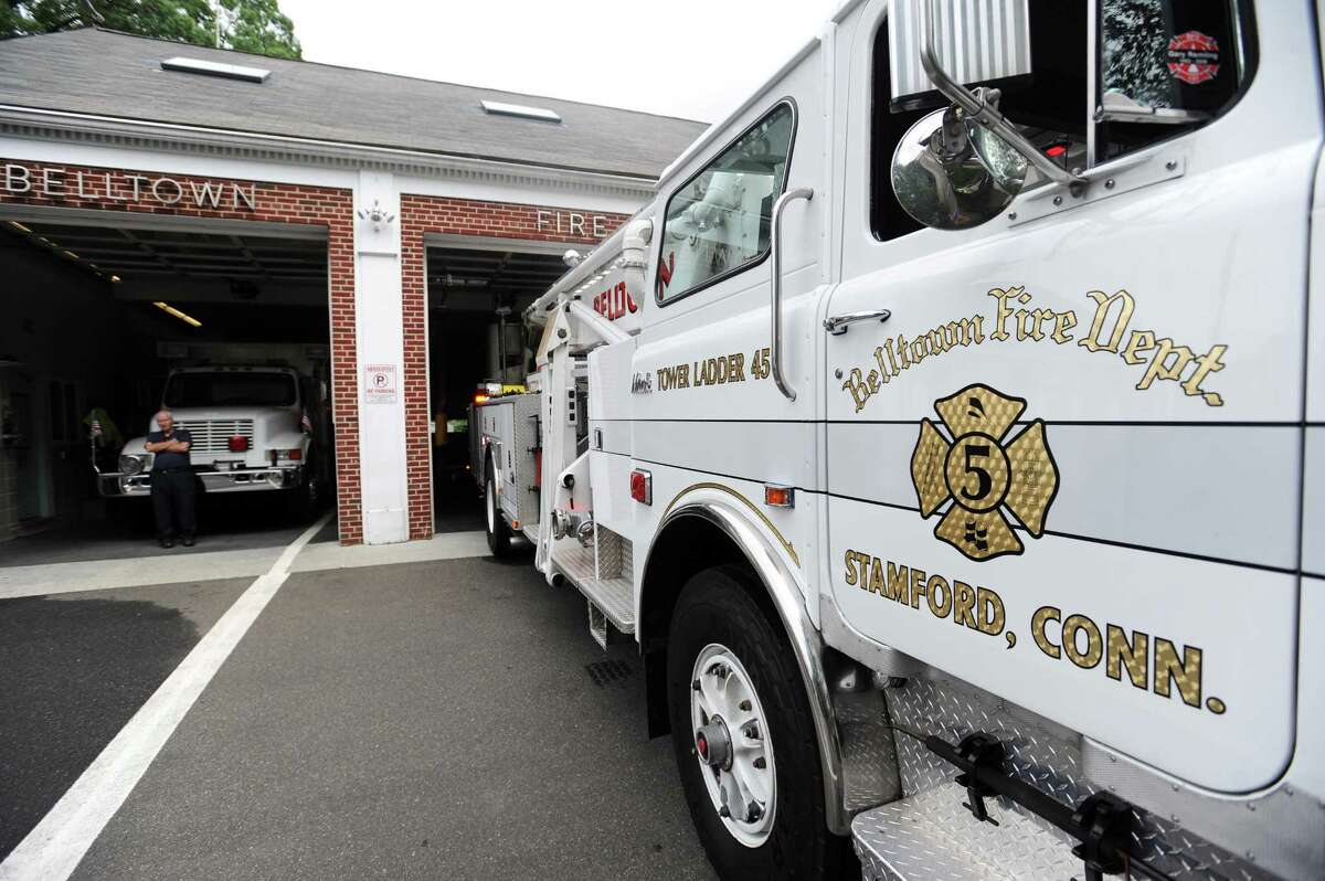 The Belltown Fire Department on Dorlen Rd. in Stamford, Conn. on Thursday, June 28, 2018. Stamford mayor David Martin is doing a second round of budget cuts, and the five volunteer fire houses could be targets for cuts.