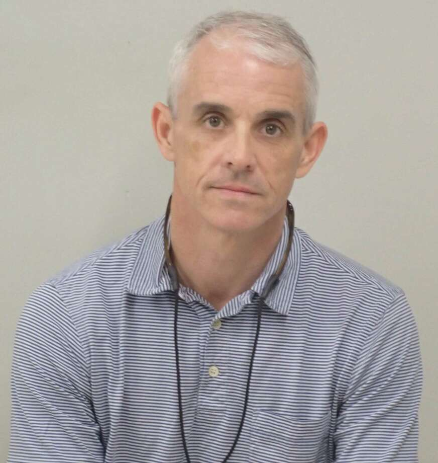 Weston resident Charles Sapper was charged with second-degree failure to appear in Westport on June 21. Photo: Contributed / Contributed Photo / Westport News contributed