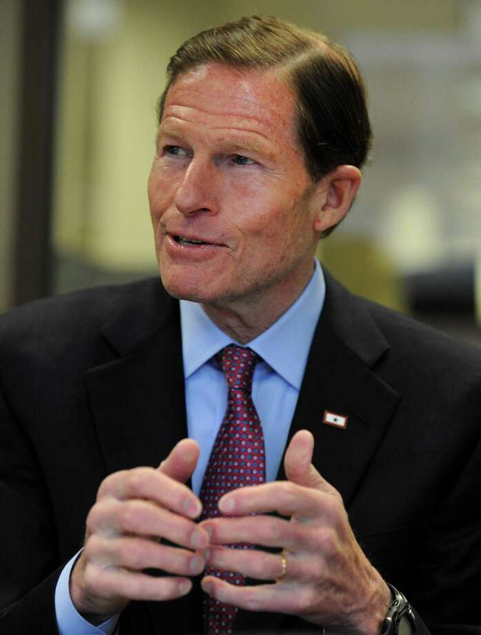 Sen. Richard Blumenthal, D-Conn. Photo: Cathy Zuraw / Hearst Connecticut Media File Photo / Connecticut Post