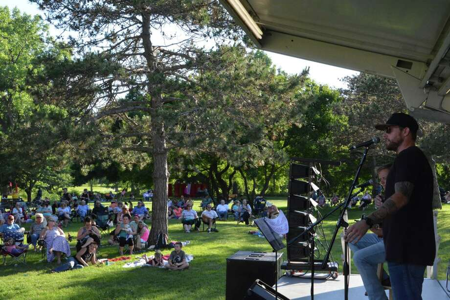 Scenes from Tunes at the Tridge on Thursday, June 28 in downtown Midland. (Photo provided/P3 Images) Photo: Photo Provided/P3 Images