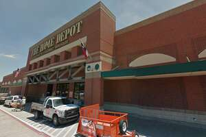 A suspect is wanted in Sugar Land after he allegedly threatened a Home Depot employee with a gun while stealing power tools on Monday, June 25, 2018.