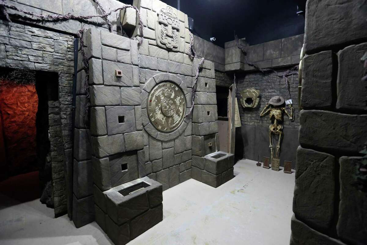 Both of the Extreme Escape locations offer four different themed excape rooms. Extreme Escape is the 2018 Express-News readers' choice winner for best family outing.