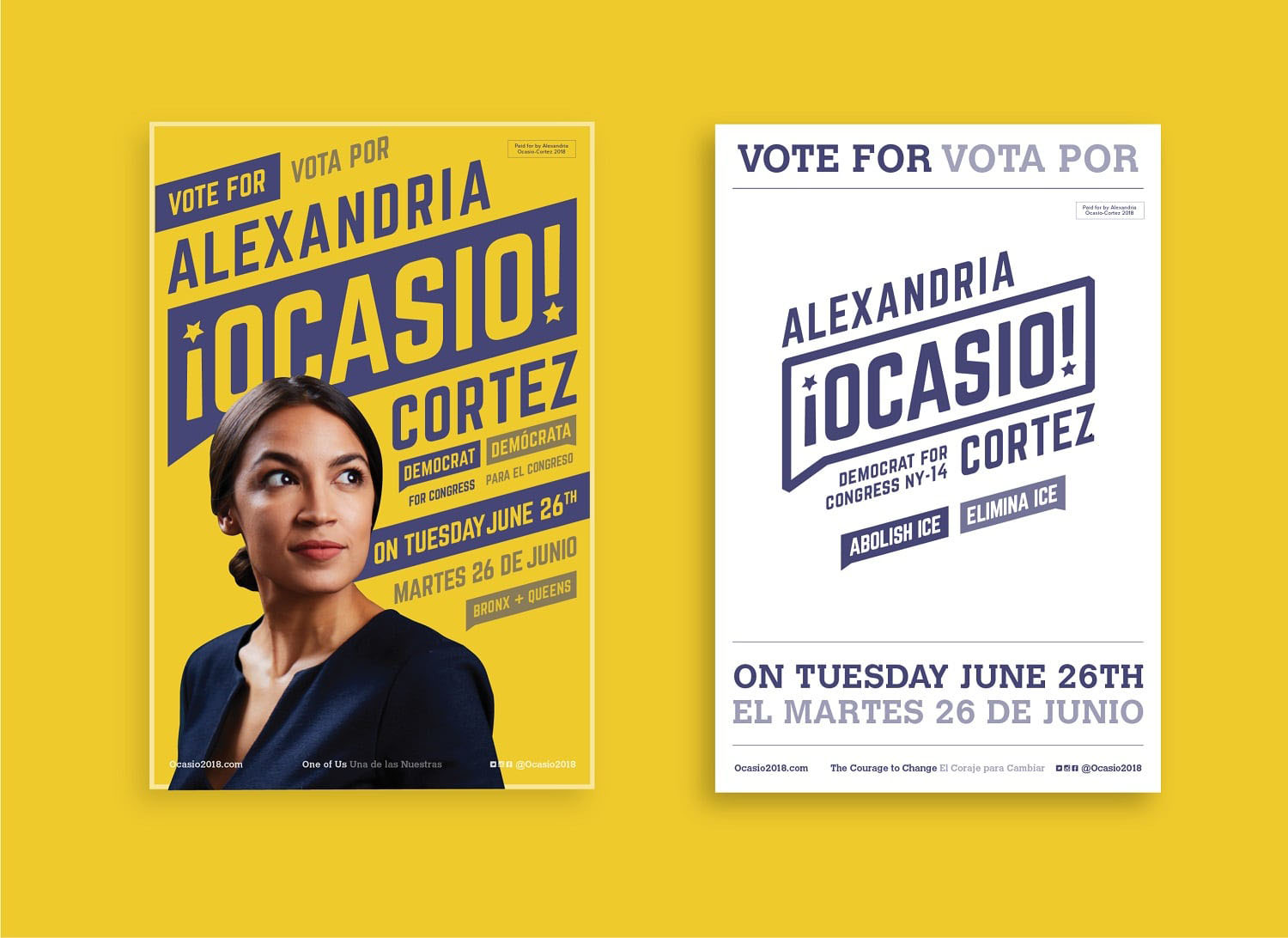 Ocasio Cortez Scored A Victory For Well Designed