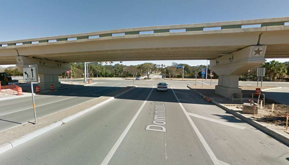 The lanes in both directions on I-10 and Dominion Drive will be closed from June 29, 2018 until July 2, 2018 while crews place new bridge beams.