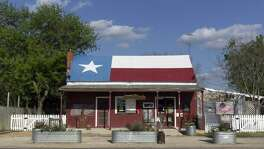 With its Texas flag tin roof, you can't miss Specht's Store at 112 Specht Road in San Antonio, which won the 2018 Reader's Choice Award winner for kid-friendly dining.