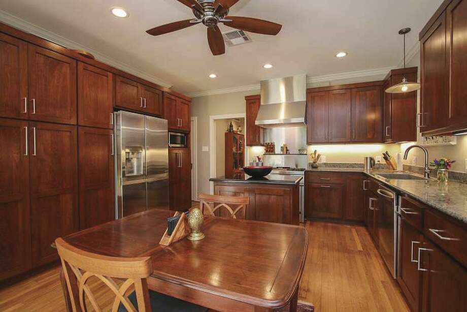 This kitchen was completed by Abbott Contracting.