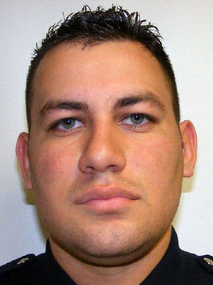 Bexar County Sheriff's Deputy Brandon Doege