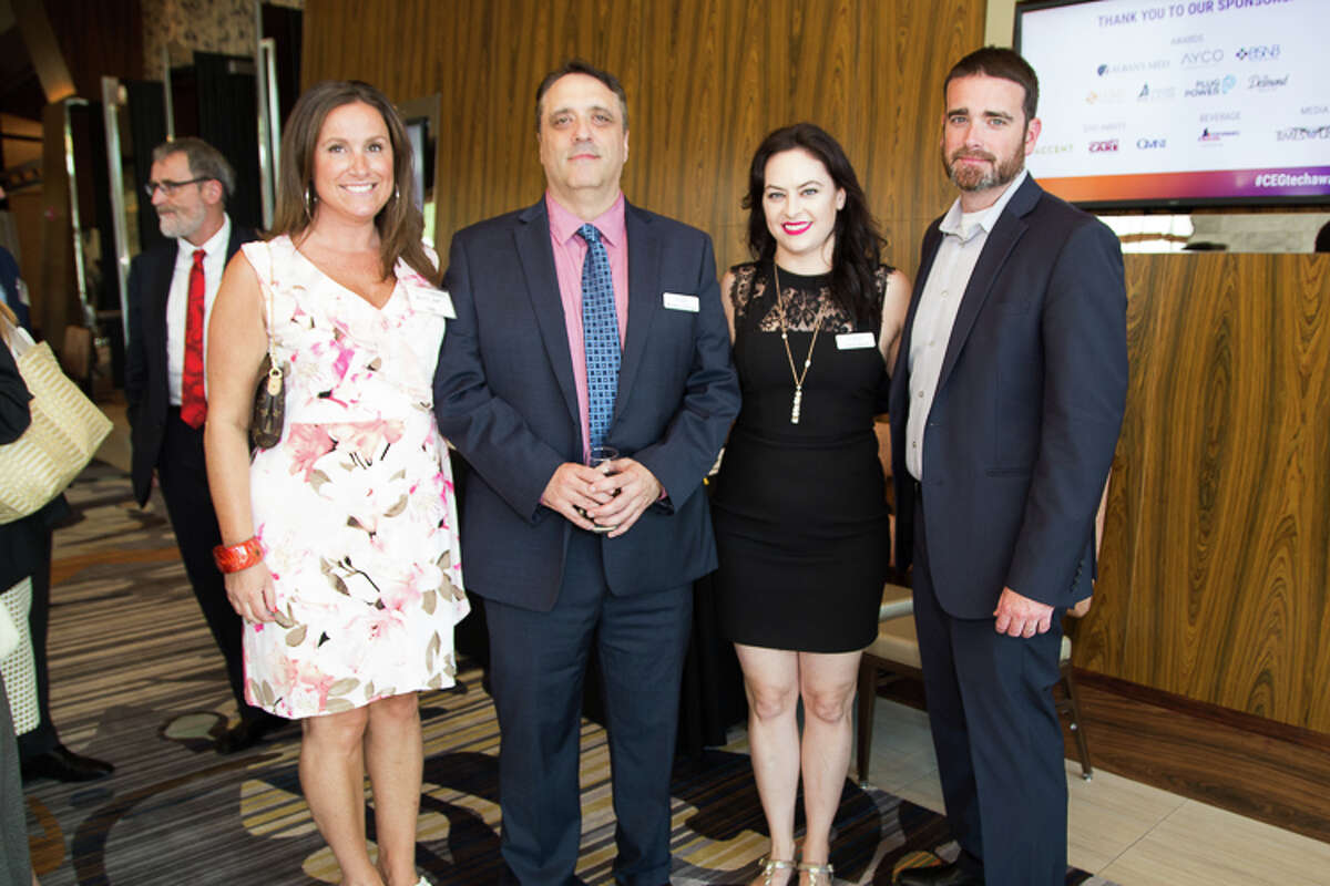 Were you Seen at the Center for Economic Growth's 22nd Annual Technology Awards at the Rivers Casino and Resort in Schenectady on Thursday, June 28, 2018?