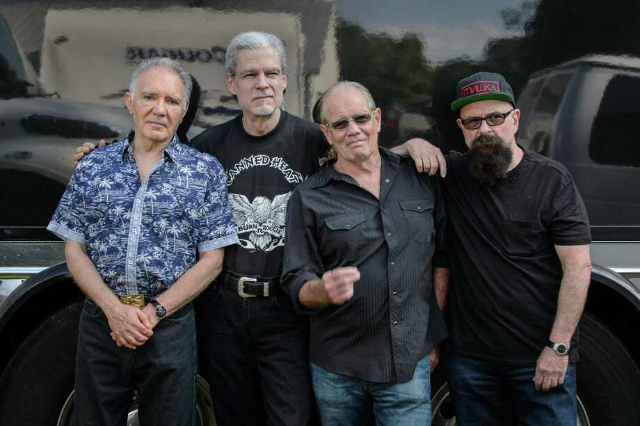 Canned Heat will play at Bridge Street Live in Collinsville. Photo: Courtesy Of Buddy Lee Attractions