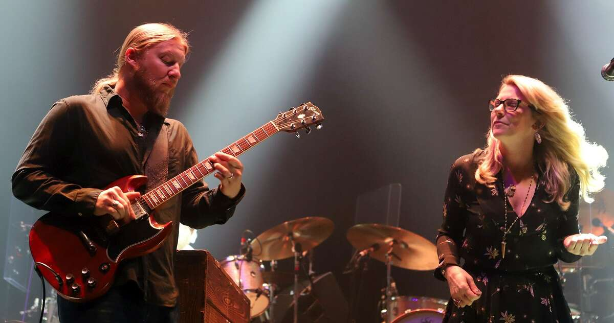 Tedeschi Trucks Band Nov. 14, Tobin Center
