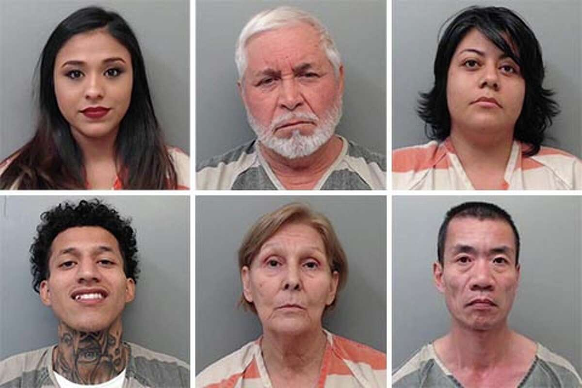 Keep scrolling to see the most notable mugshots from crimes around Laredo during the month of June 2018.