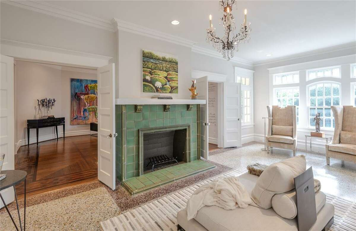 This mansion at 3618 Burlington Street was built in 1897 and has been renovated while preserving some of the home's most unique original features.List price: $1.575 million4 bedrooms, 3 full and 1 half bathrooms$267.40 per square foot