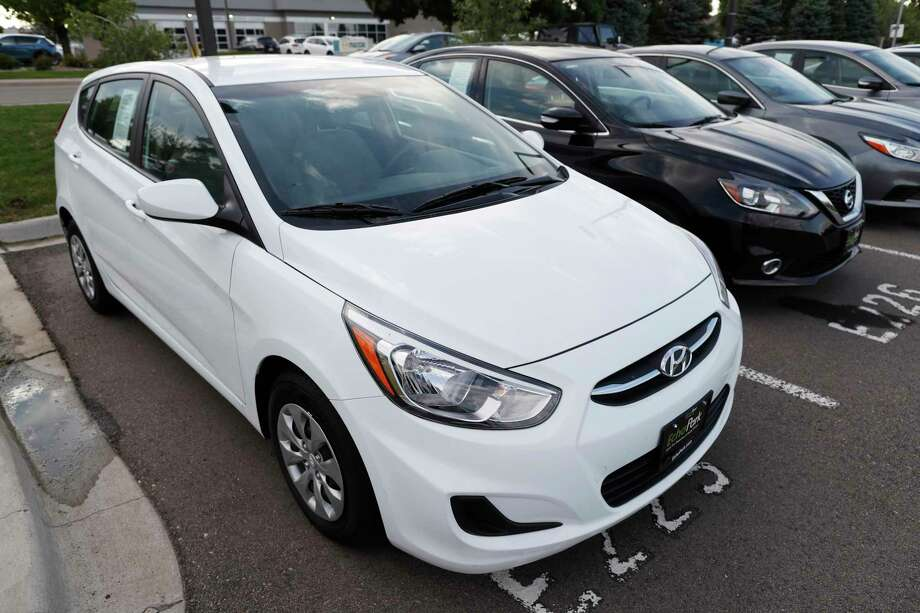 Used small car prices up after years of deals - Times Union