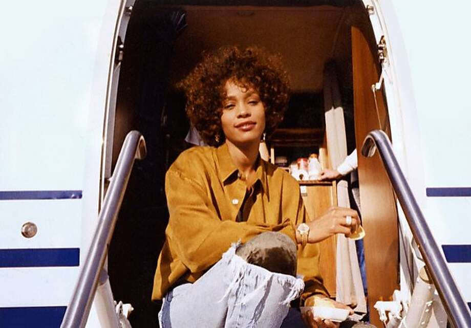 """Singer Whitney Houston is the subject of """"Whitney,"""" the new documentary by director Kevin Macdonald. Photo: The Estate Of Whitney E. Houston"""