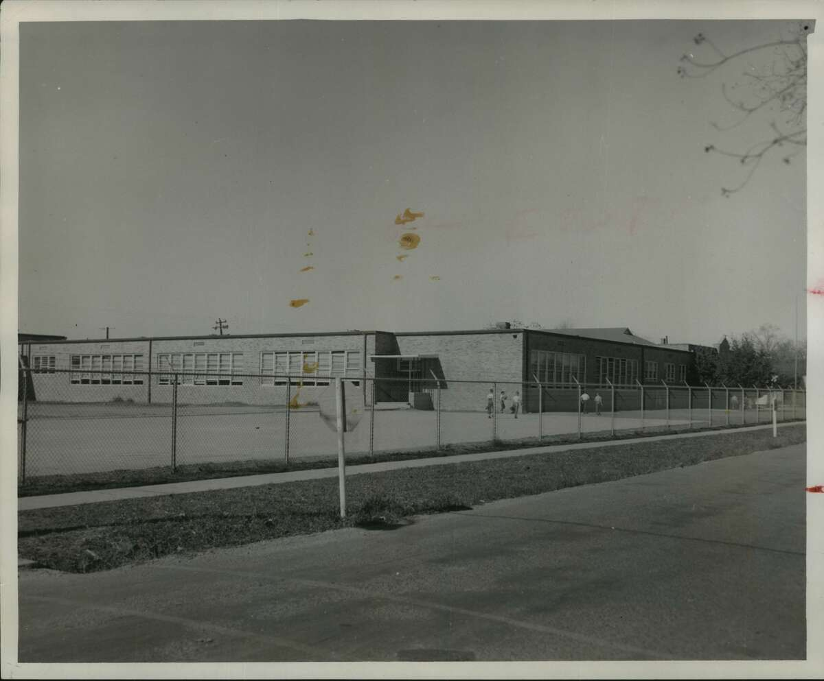 1953: Condit Elementary in Bellaire.