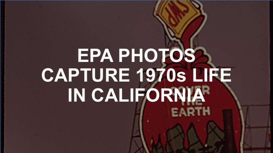 Check out the Environmental Protection Agency's photos of California in the 1970s that were taken as part of its Documerica project. Photo: Belinda Rain/Documerica,  EPA