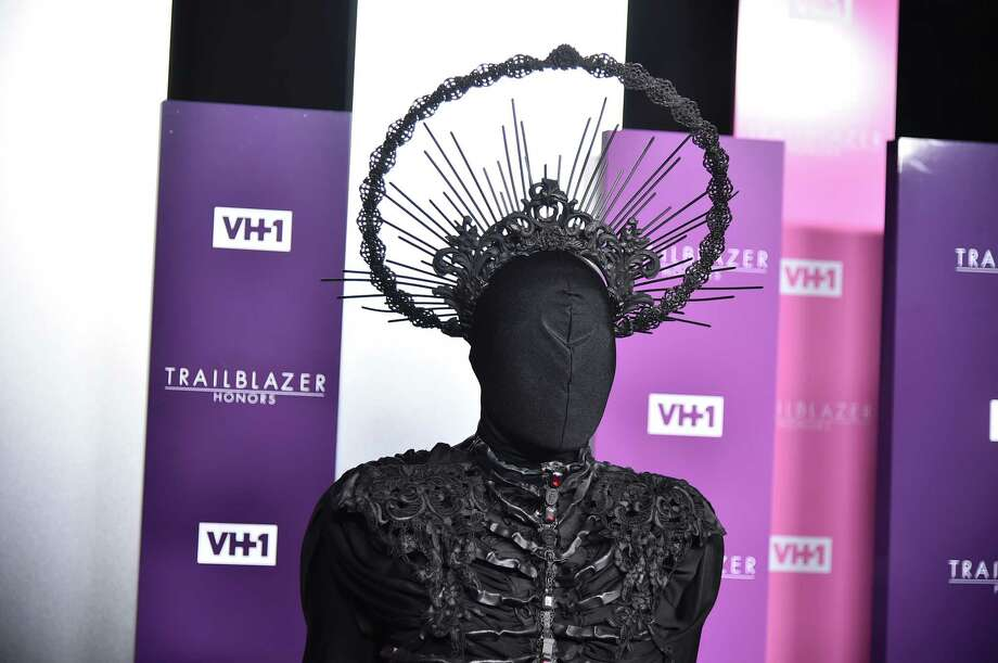 Asia O'Hara can serve a look, y'all. Photo: Theo Wargo, Getty Images For VH1 Trailblazer Honors / 2018 Getty Images