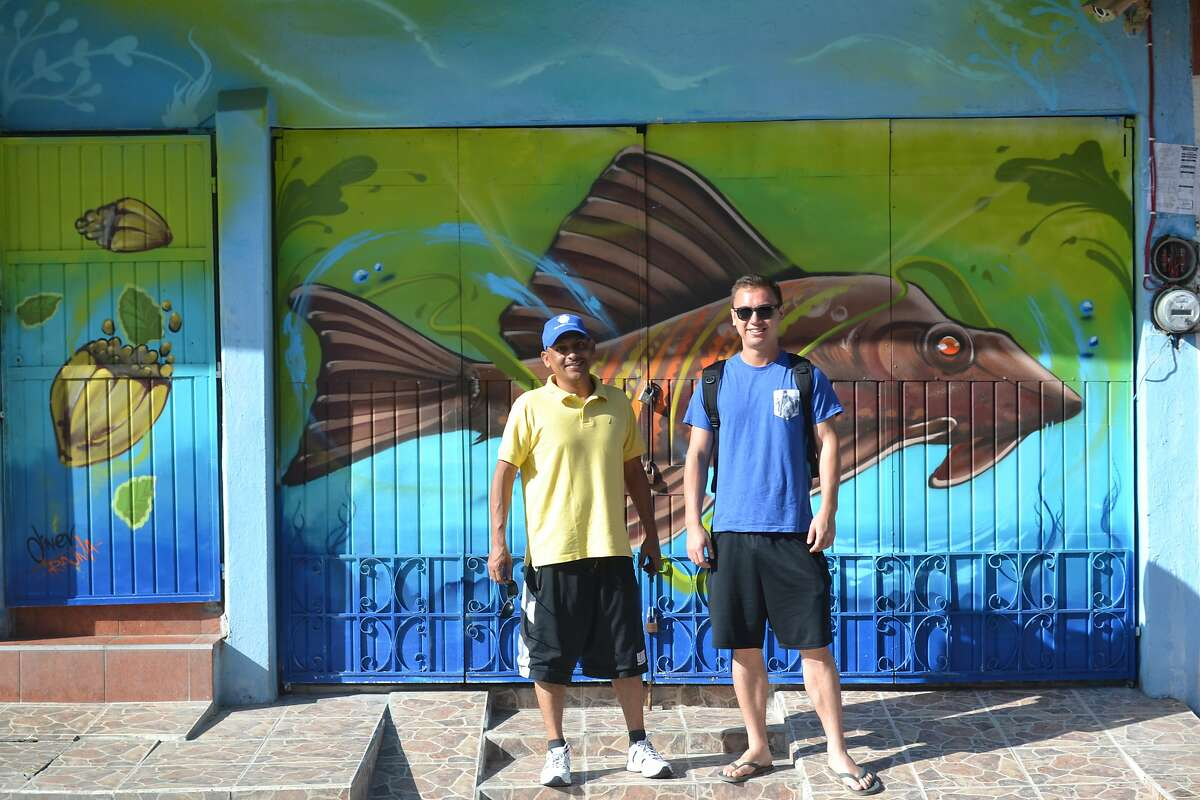Acari Fish is a Berkeley company that sells invasive pez diablo, or devil fish from Southern Mexico. It's working on its own brand of fish jerky using the fish and has a processing plant in�Sim�n Sarlat, Mexico.