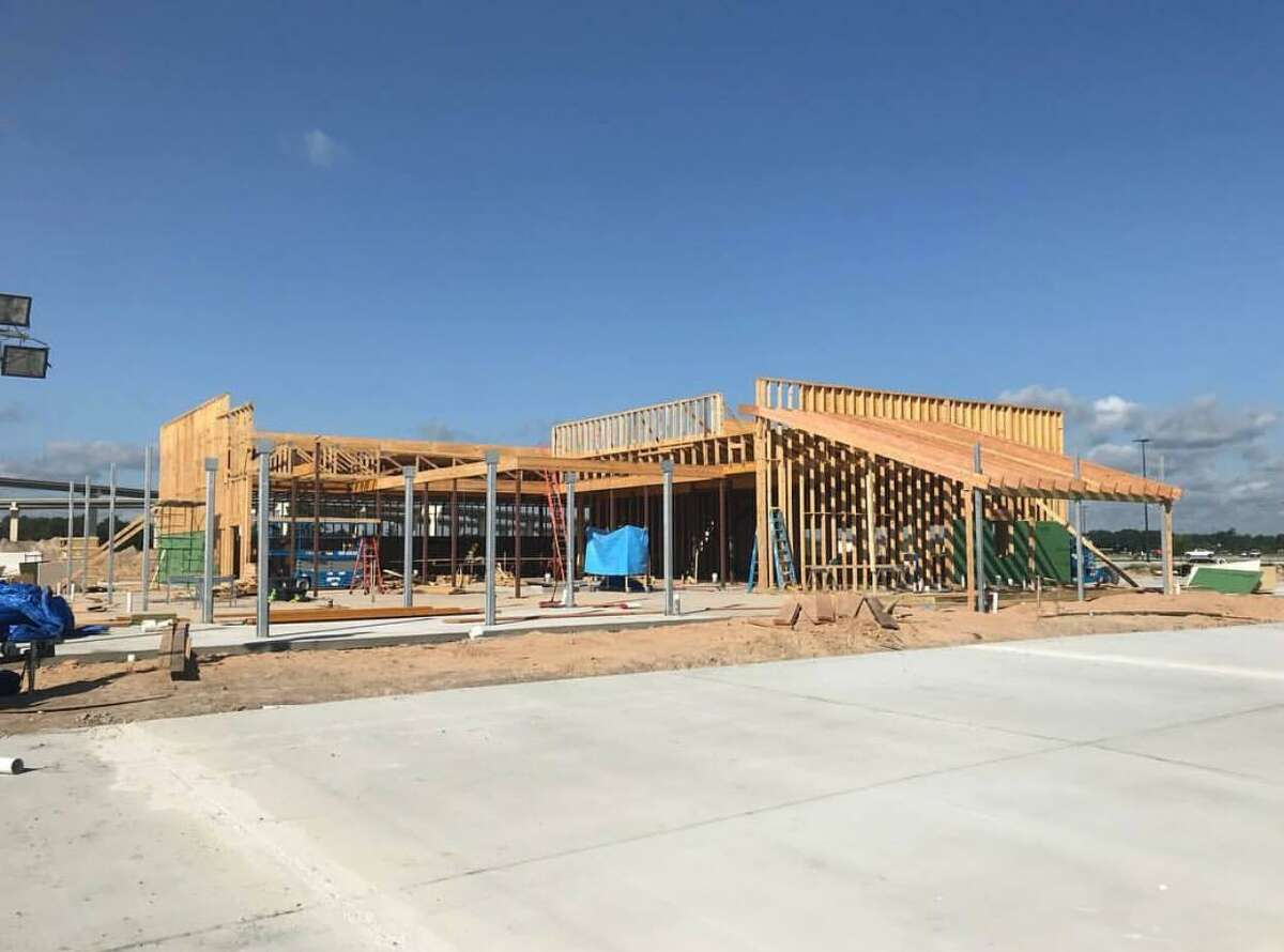 Gringo's in New Caney will open in Fall 2018