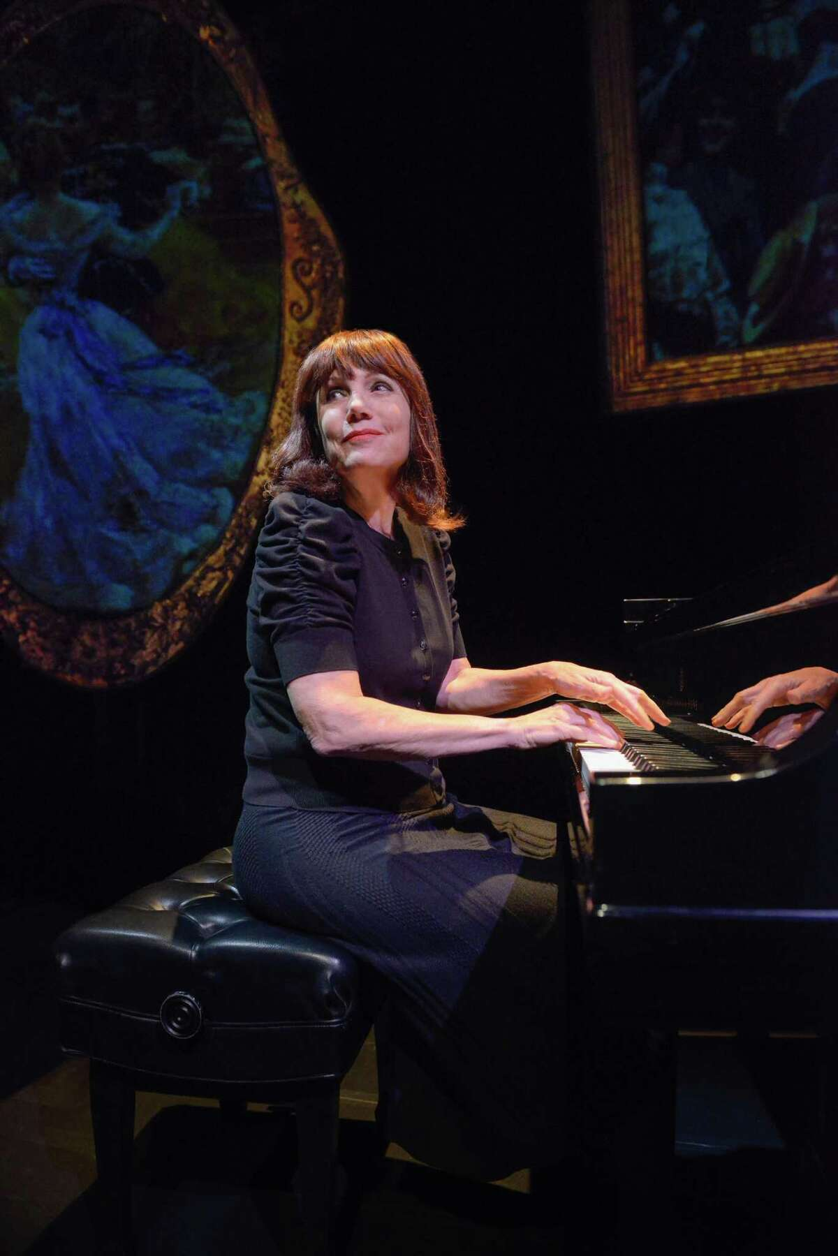 World-renowned piano virtuoso Mona Golabek returns to Hartford Stage to perform her inspirational show,