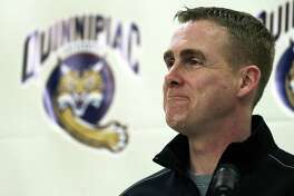 Quinnipiac men's hockey coach Rand Pecknold has agreed to a five-year contract extension to remain with the school.