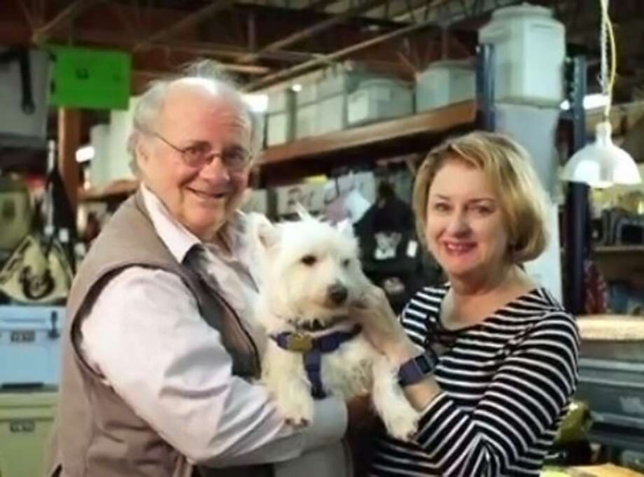 Locke Hill Feed, Pet & Lawn Supply owners Bill Estes and Kate Leonard strive to stock an inventory that goes way beyond the typical pet food aisle. Photo: Courtesy Locke Hill Feed, Pet & Lawn Supply