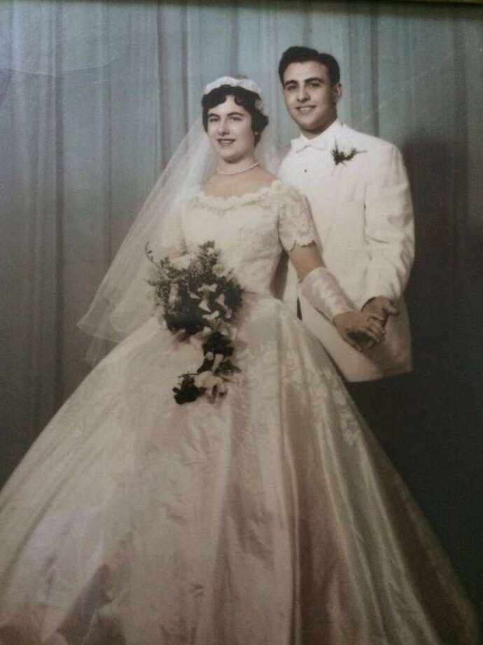 Loretta and Vincent Tangredi recently celebrated their 60th wedding anniversary on Sunday. Photo: / Contributed Photo