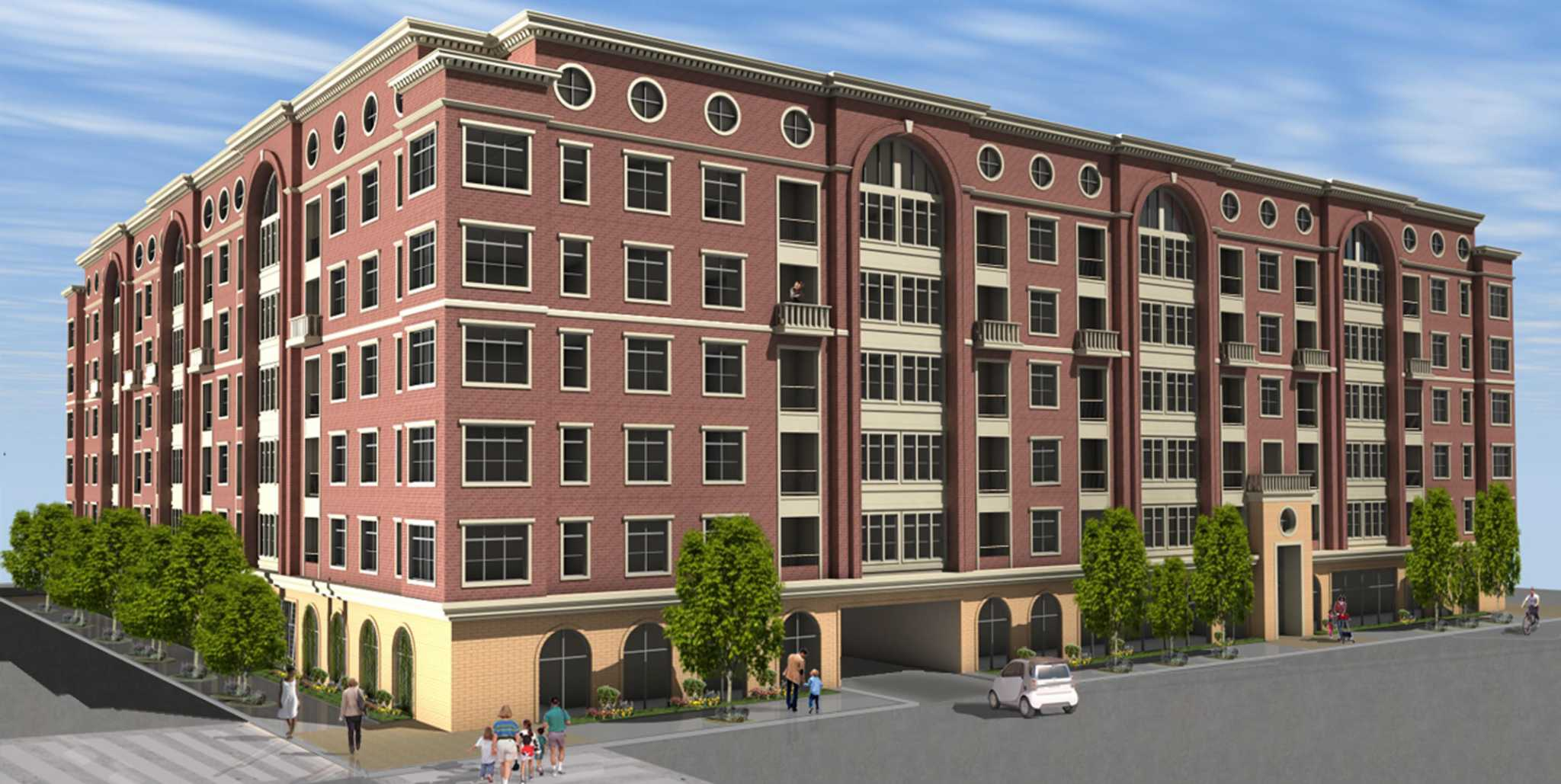 Houston developer starts long-awaited Midtown apartment ...