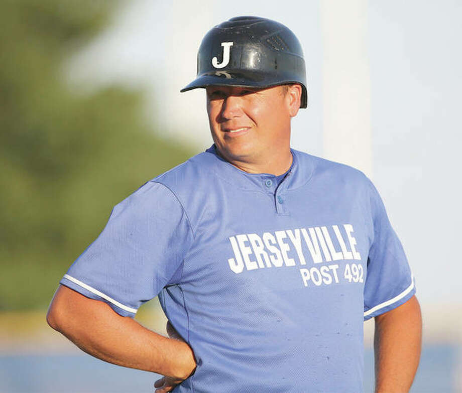 Jerseyville Legion manager Darren Perdun's team will open play in the Firecracker Classic at 10 a.m. Saturday against rival Edwardsville at Ken Schell Field. Photo:       Telegraph File Photo