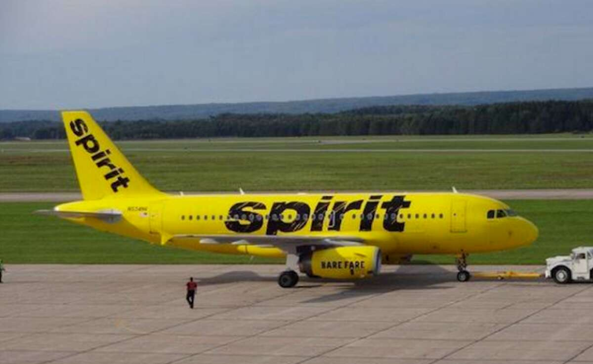 Spirit Airlines is adding Latin American destinations from Houston this fall. (Image: Spirit Airlines)
