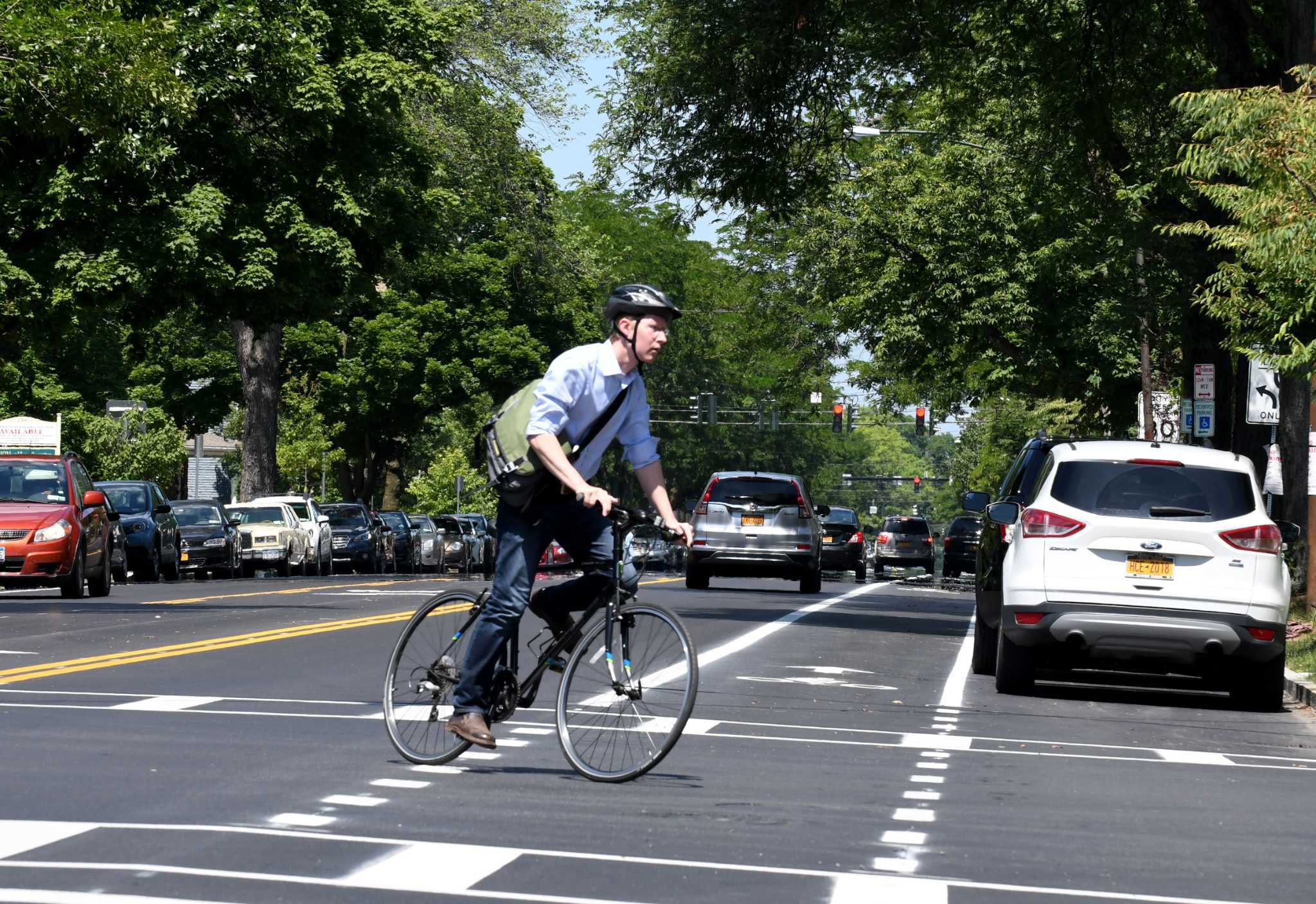Albany residents urge for city to add Complete Streets coordinator to budget - T...