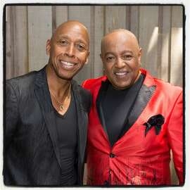 Jeffrey Osborne (left) and Peabo Bryson headline the 81st Stern Grove Festival opening concert. June 24, 2018.