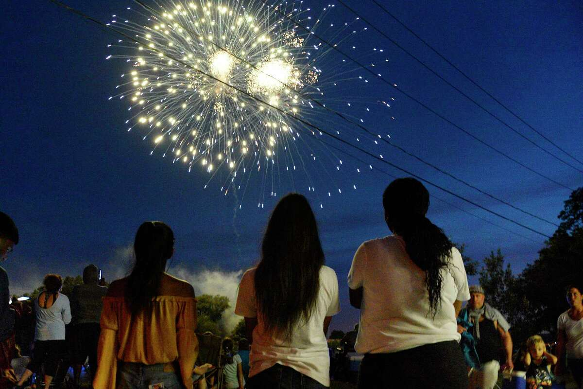West Mountain's annual Fire on the Mountain event has been canceled, but according to its website, will be providing fireworks for the community to watch from their homes on Friday, July 3