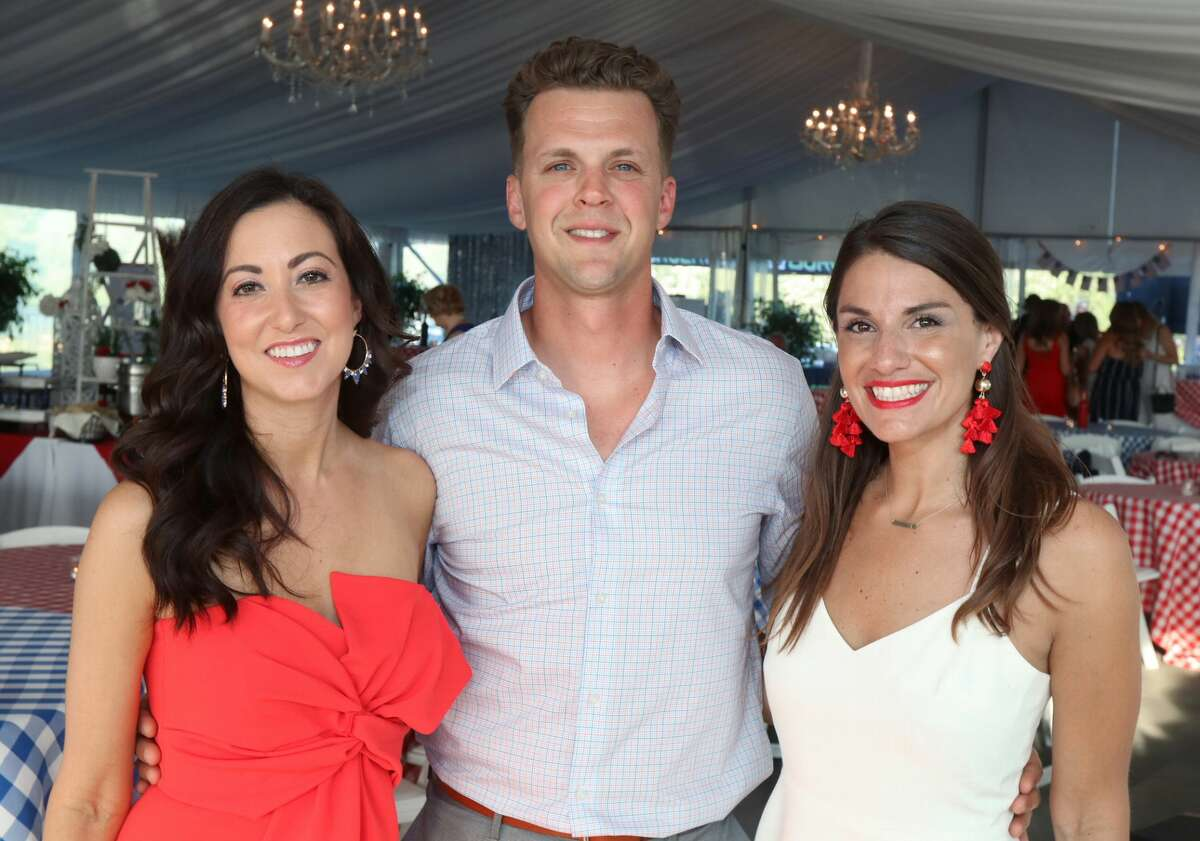Were you Seen at the American Cancer Society's Red, White and Blue Party at the Saratoga National Golf Club in Saratoga Springs on Friday, June 29, 2018?