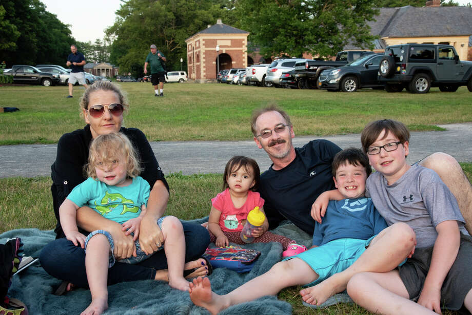 Were you Seen at the Imagine Dragons concert at SPAC on June 29, 2018? Photo: Hannah Lux Photography