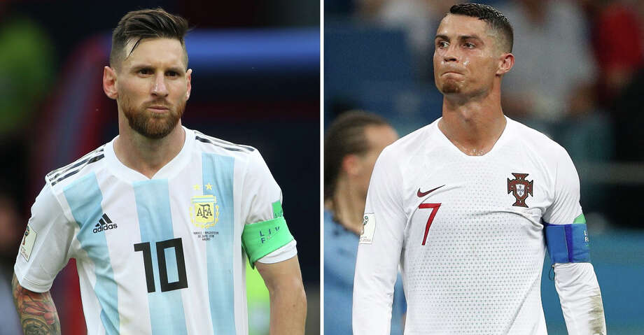 e62bcd301a3 Lionel Messi and Cristiano Ronaldo exit World Cup without titles ...