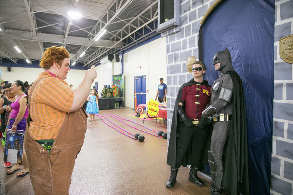 From Comic books to Cosplay, San Antonians got geeked for the Countdown City Comic Con Saturday, June 30, 2018, at the Austin Highway Event Center. The con continues Sunday with a $1,500 cosplay contest.
